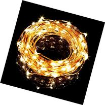 LE 33ft LED String Lights, 100 LED, Copper Wire, Flexible