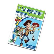 LEAPFROG LEAPSTER LEARNING GAME TOY