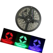 LED Strip Light, SurLight Waterproof 16.4Ft/5M 300 LEDs RGB