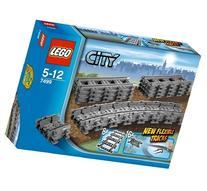 LEGO City 7499 Flexible Tracks Set