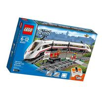 LEGO City Trains High-speed Passenger Train 60051 Building
