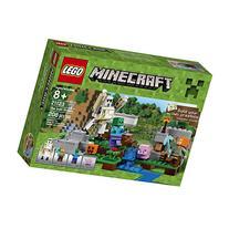 LEGO Minecraft The Iron Golem 21123