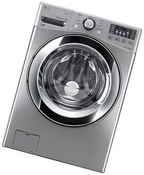"LG 27"" Front-Load Washer with 4.3 cu. ft. Capacity, 9 Wash"