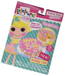 Lalaloopsy Baking Oven Mix Confetti Cake with Hot Pink
