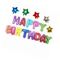 """Langxun 16"""" with 13 Letters""""HAPPY BIRTHDAY"""" Thickened"""