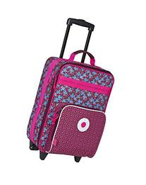 Lassig Rolling Luggage Carry on Trolley Suitcase with