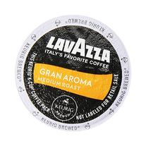 Lavazza K-Cup Portion Pack for Keurig Brewers, Gran Aroma,