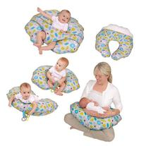 Leachco - Cuddle-U Nursing Pillow and More with S