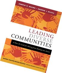 Leading Diverse Communities: A How-To Guide for Moving from