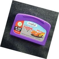 Leap Frog LeapPad Disney Pixar Cars K-1st Grade Book and