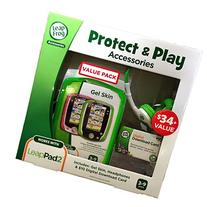 LeapFrog Green Protect & Play Accessories Value Pack for