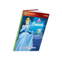 LeapFrog LeapReader Book: Disney Cinderella: The Heart That
