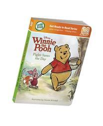 LeapFrog LeapReader Junior Book: Disney's Winnie the Pooh: