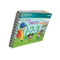 LeapFrog LeapReader Writing Workbook: Learn to Write Numbers