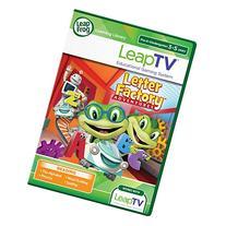 LeapFrog LeapTV Letter Factory Adventures Educational,