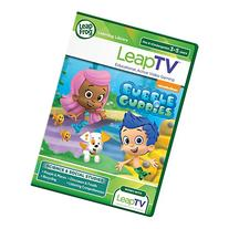 LeapFrog LeapTV Nickelodeon Bubble Guppies Educational,