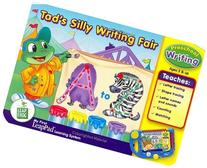 LeapFrog My First LeapPad Educational Book: Tad's Silly