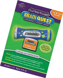 LeapFrog: Turbo Twist Brain Quest Cartridge and Parent Guide
