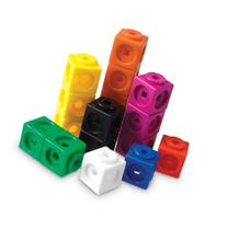 Learning Resources Mathlink Cubes, Educational Counting Toy