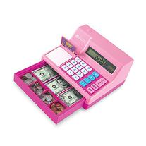 Learning Resources Pretend & Play Calculator Cash Register,