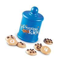 Learning Resources Smart Counting Cookies, 1-3/4 Inch