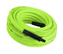 Flexzilla Air Hose, 3/8 in. x 50 ft., 1/4 in. MNPT Fittings