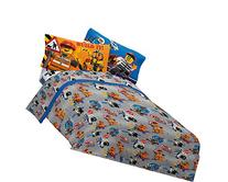 Lego 72 by 86-Inch City Comforter, Twin/Full