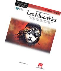 Les Miserables Selections For Trumpet BK/CD