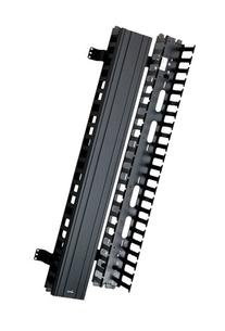 Leviton 4980L-VFO Vertical Front Only Cable Management, 5-