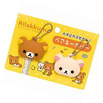 Licensed Rilakkuma Key Cover Charm