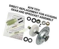 Liftmaster Gear Kit 41C4220A Gear & Sprocket Assembly Direct