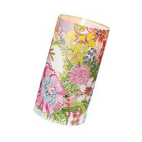 Lilly Pulitzer for Target Glass Hurricane Candle Holder -