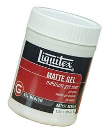 Liquitex Professional Matte Gel Medium, 8-oz