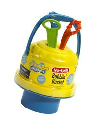 Little Kids Nickelodeon Sponge Bob No Spill Bubblin' Bucket