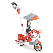 Little Tikes 5-in-1 Deluxe Ride & Relax, Reclining Trike -