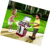 Little Tikes 624483 Backyard Barbecue Get Out 'n' Grill