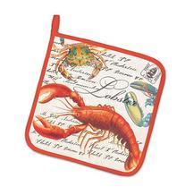 Lobster Pot Holder Cotton Michel Design Works Kitchen