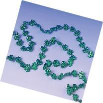 St Patrick's Shamrock Necklace, Pack of 12