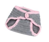 Lowpricenice Mini Cute Rabbit Knit Crochet Clothes Photo