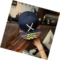 Lsinyan New Hot Deep Blue Fashion Baseball Snapback Hats and