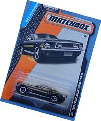 Matchbox, 2015 MBX Adventure City, '68 Ford Mustang GT/CS