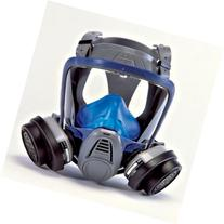 Safety Works Full Face Cartridge Respiratory Protection