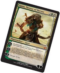 Magic: the Gathering - Ajani, Mentor of Heroes  - Journey