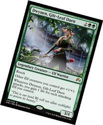 Magic: the Gathering - Dwynen, Gilt-Leaf Daen  - Origins