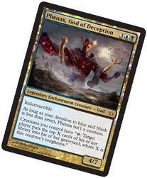 Magic: the Gathering - Phenax, God of Deception  - Born of