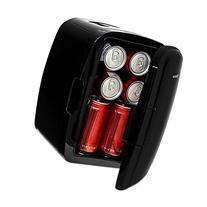 Magnasonic Portable 8 Can Mini Fridge Cooler & Warmer, 5L