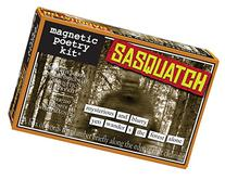 Magnetic Poetry - Sasquatch Kit - Words for Refrigerator -