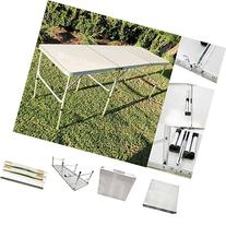 Magshion*Light Weight Tri Fold Aluminum Outdoor Camp Picnic