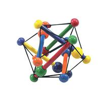Manhattan Toy Skwish Classic Rattle and Teether Grasping
