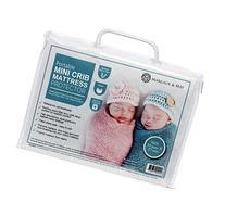 Margaux & May Pack N Play Waterproof Mini Crib Mattress Pad